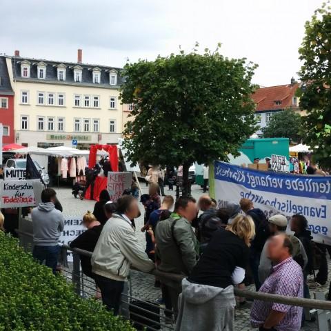 Demo Rudolstadt